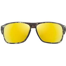 UVEX LGL 33 Pola Lunettes, havanna mat/mirror yellow